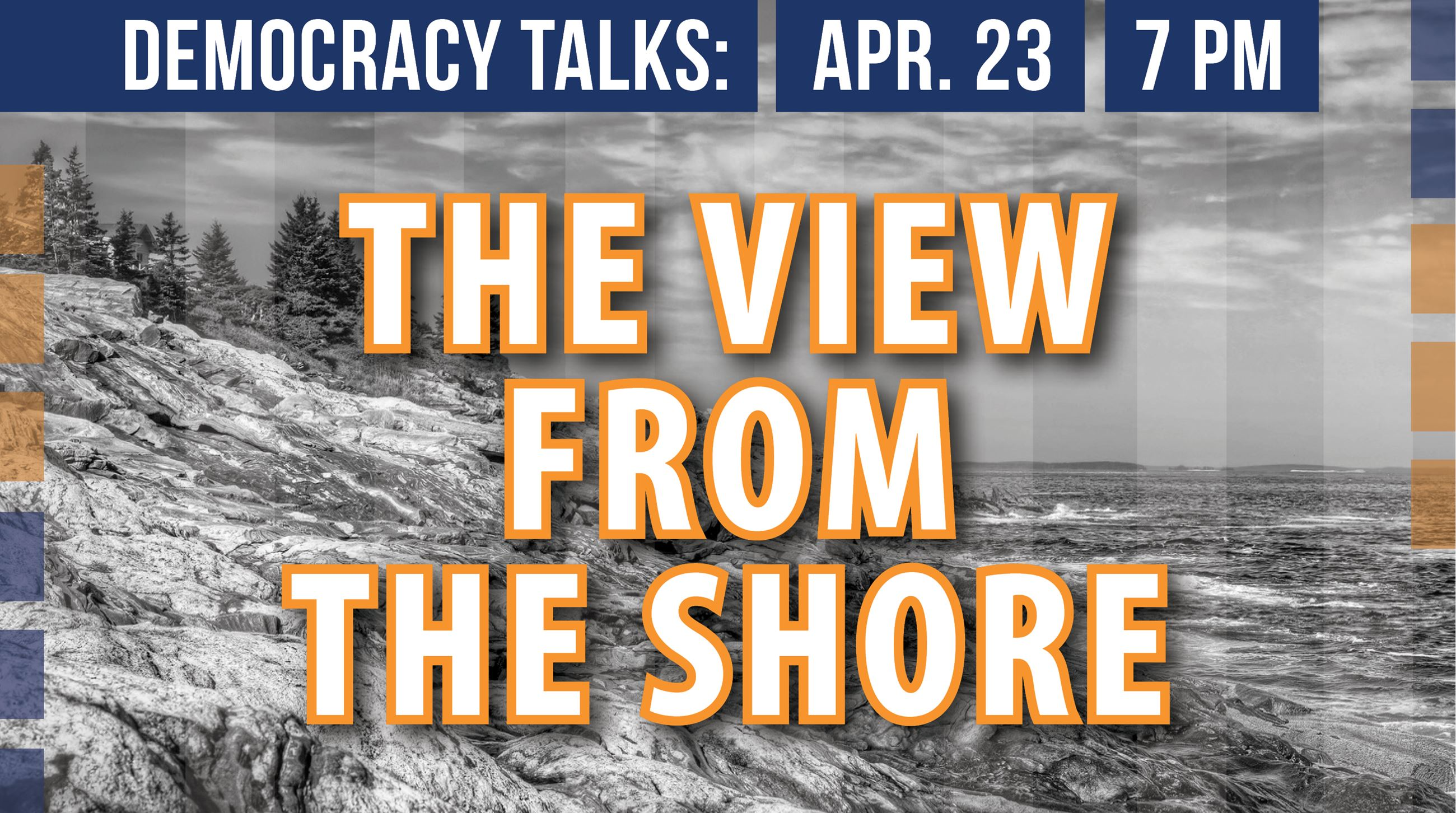 WFPL will host Dr. Mishy Lesser for our next Democracy Talks event on April 23, 2019.