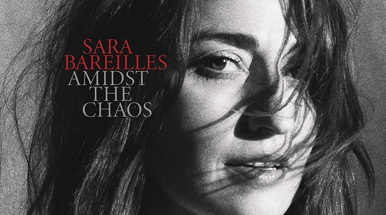 In our latest blog post, Stephanie reviews Sara Bareilles' new album Amidst the Chaos.